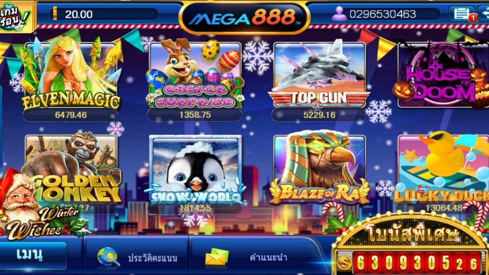 Online casino-What are Mega888 hack and tips?