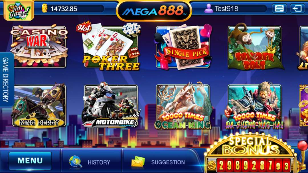 What are Mega888 and tips for everyone?