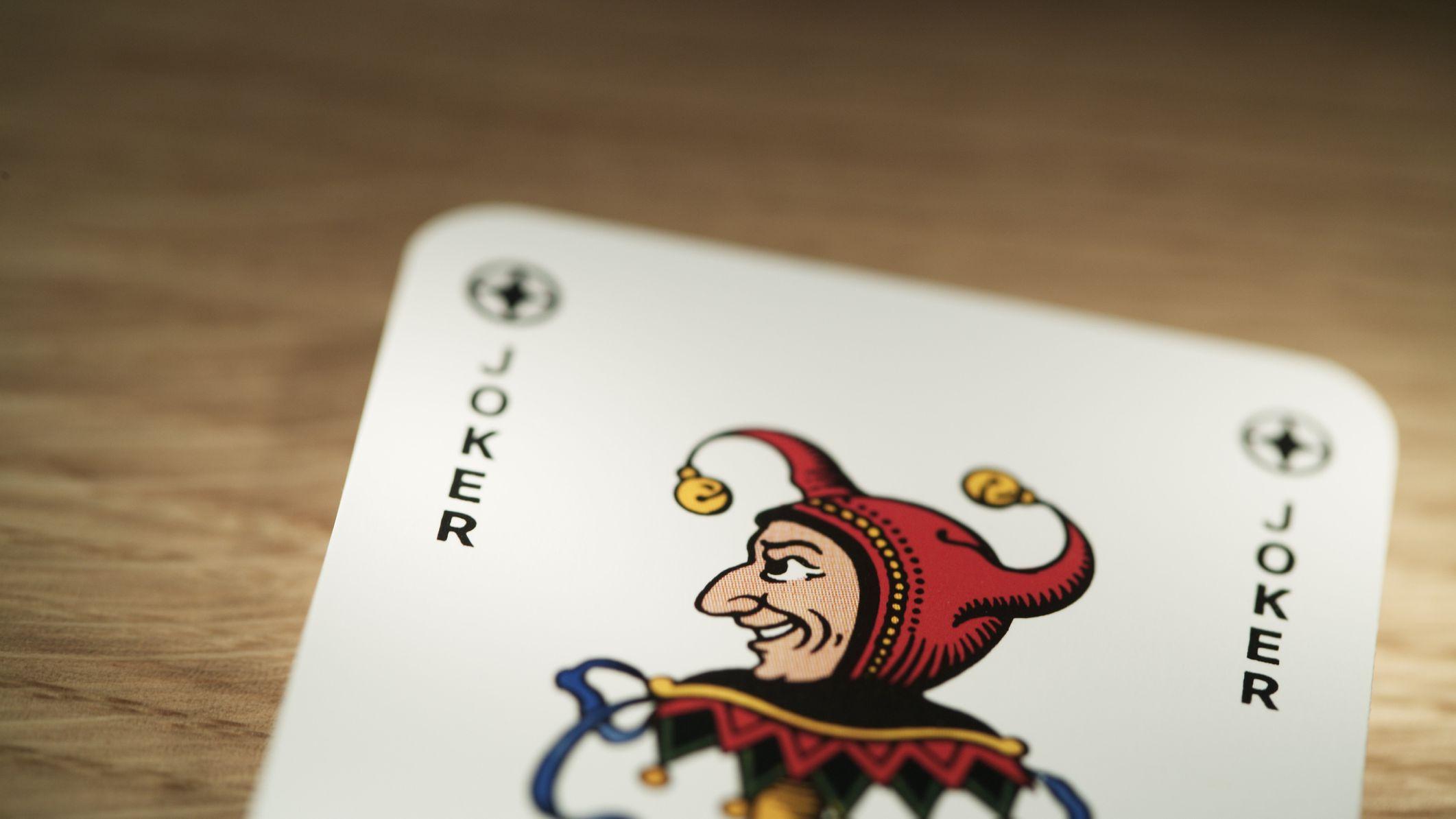 Meaning of Joker Poker